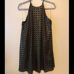 FABRIK High Neck Dress Size M